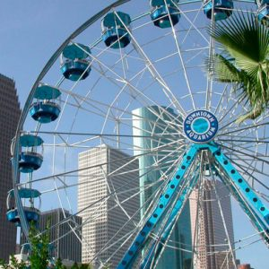 Dining & Attractions - Houston Downtown Aquarium