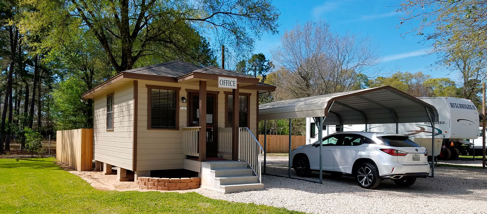 Rv Park In New Caney Tx Near Houston Great Location