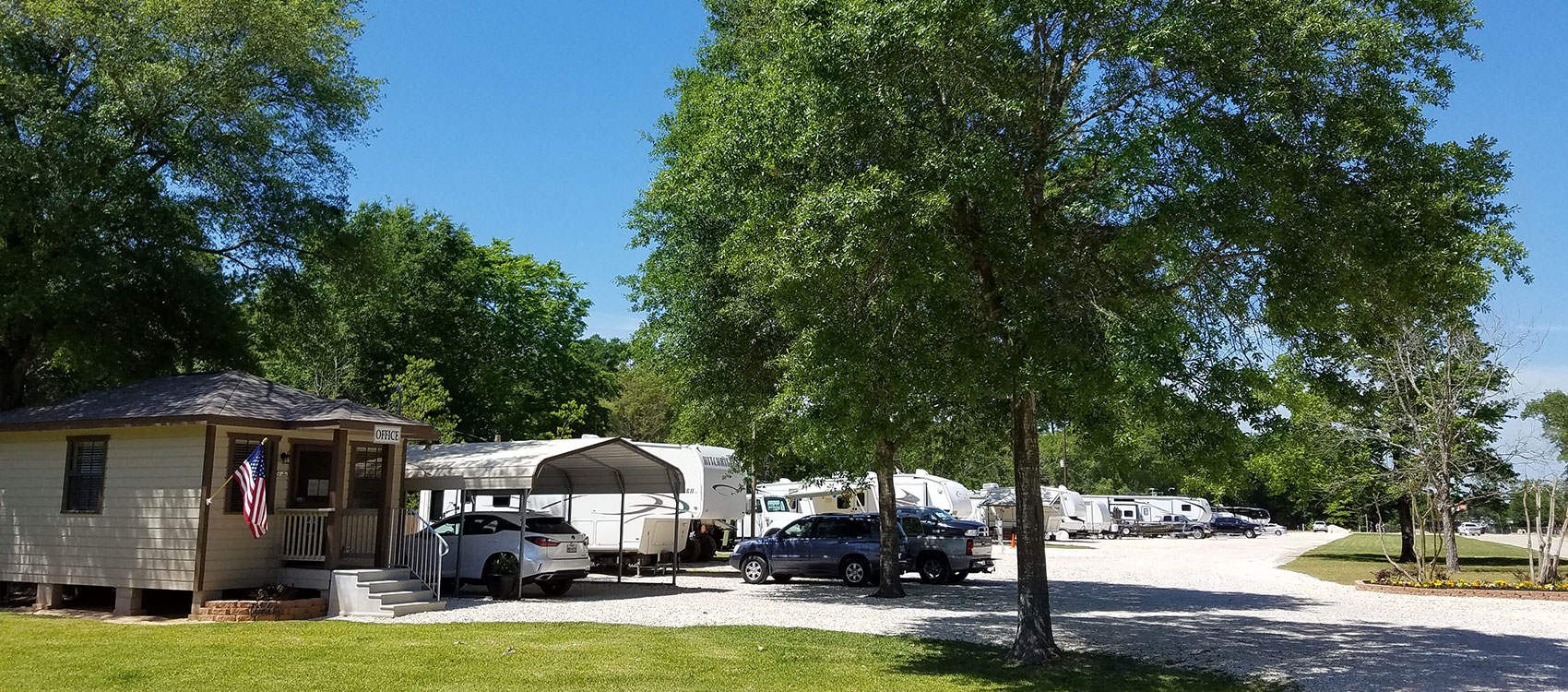 RV Park New Caney